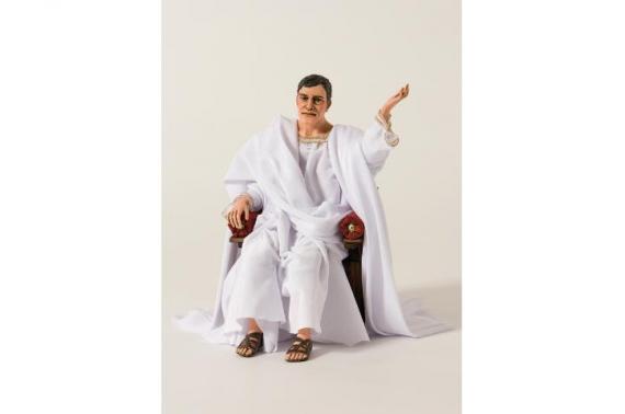Pilato con Trono - Artistici Vestiti - 30 cm