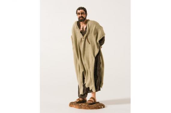 Barabba con Mani Legate - Artistici Vestiti - 30 cm