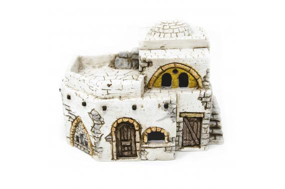 Casa Araba Piccola con Terrazzo - Case Presepi e Tende Presepi
