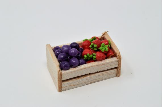 Cassetta Frutta Mista 8 - Cesti, Accessori Casa