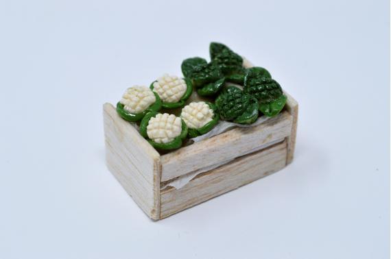 Cassetta Cavoli/Broccoli - Cesti, Accessori Casa