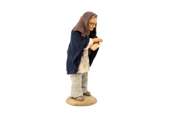 Uomo appoggiato al bancone - Fisse Vestite - 10 cm