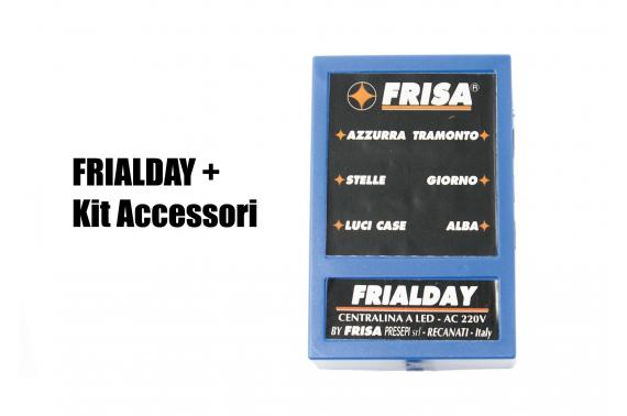 FRIALDAY + KIT ACCESSORI - Centraline + Kit LED