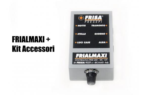 FRIALMAXI + KIT ACCESSORI - Centraline + Kit LED