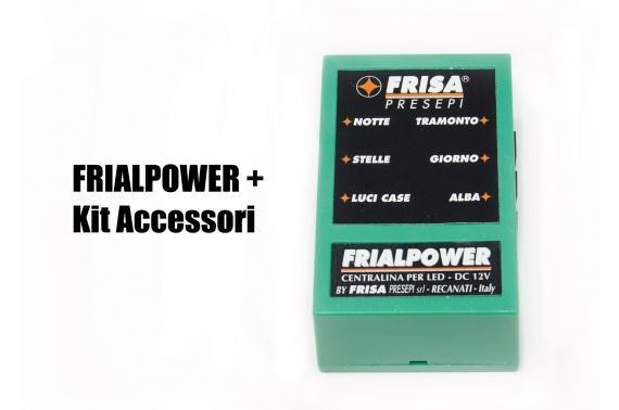 FRIALPOWER + KIT ACCESSORI - Centraline + Kit LED