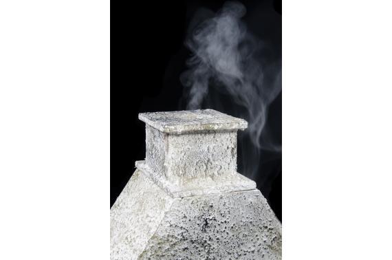 Forno con fumo - Case Presepi e Tende Presepi