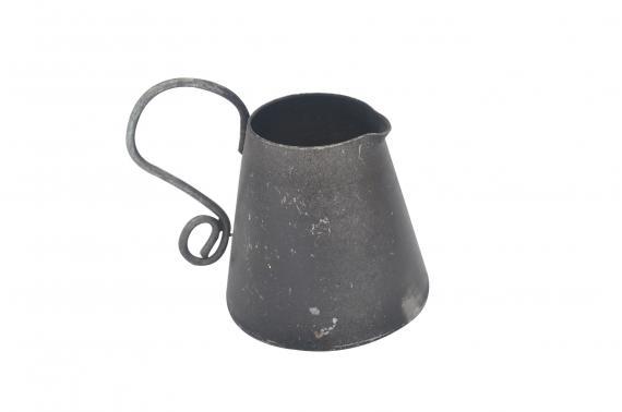 Bricco metallo nero - Oggetti Metallo