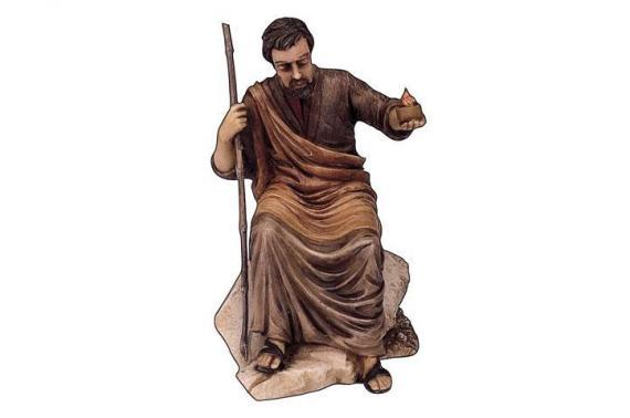 San Giuseppe - Artistici Fissi - 13 cm