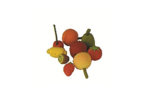 Busta 10 frutti - Accessori Cibo