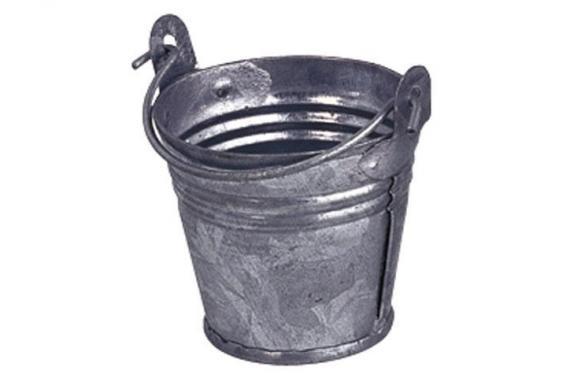 Secchio lamiera - Oggetti Metallo