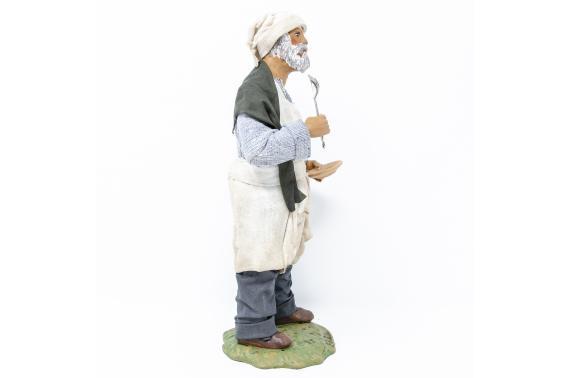 Cuoco - Fisse Vestite - 24 cm