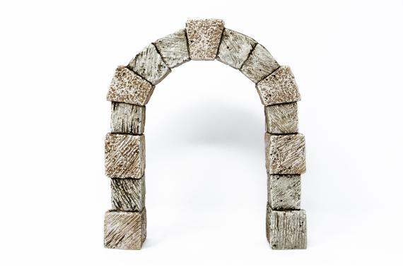 Arco Romanico Colorato - Archi