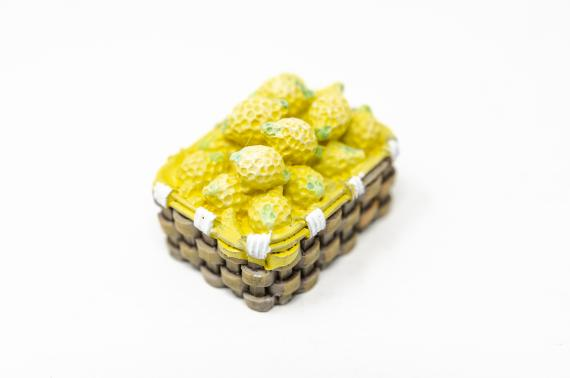 Cesto Limoni - Cesti in Resina Frutta e Verdura