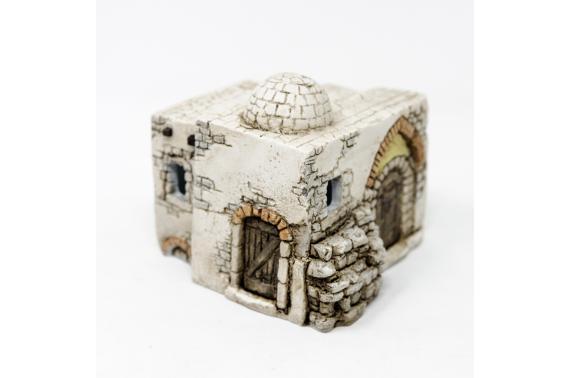Casa Araba Mini con Terrazzo - Case Presepi e Tende Presepi