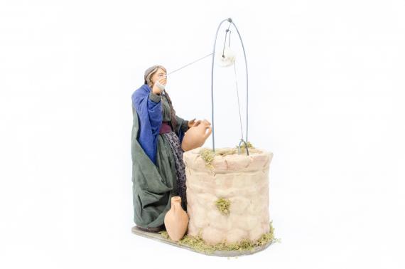 Donna al pozzo - Movimento - 24 cm