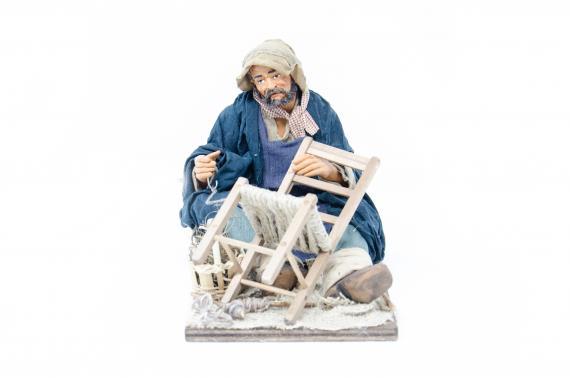 Riparatore di sedie - Movimento - 24 cm