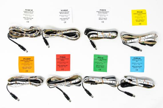 Natalino Parlante LED + KIT Strisce - Centraline + Kit LED
