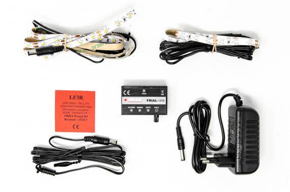 Frial One - Centraline + Kit LED