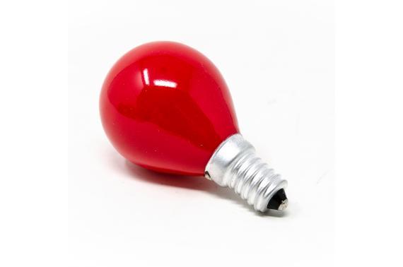 Lampada Rossa 40W - E27 - Lampade e Spot