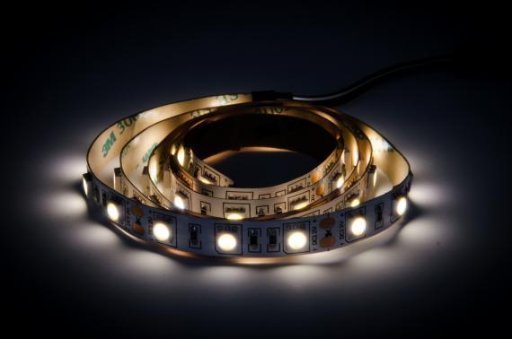 """Striscia LED """"WS"""" - Bianco Caldo  - Accessori 2,5 mm"""