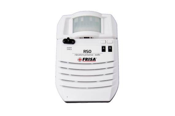 Rilevatore di Presenza - Audio e Presa Ottica - Effetti Audio