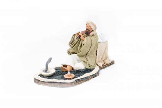 Incantatore di Serpenti - Movimento - 15 cm