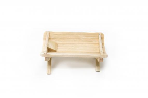 Culla in legno - Presepi da 2 a 60 cm