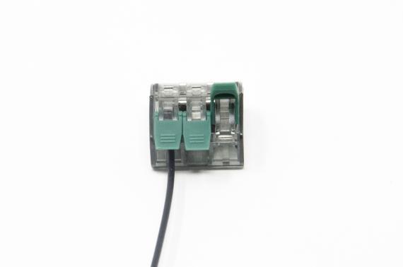 Connettori unipolari a levetta - Materiale Elettrico