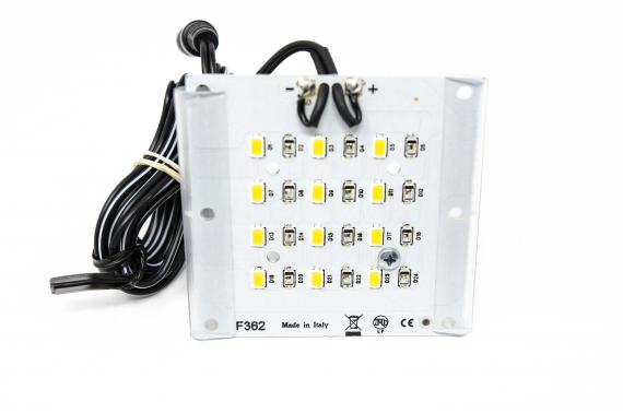 Lampada 12V luce calda diffusa - Accessori 2,5 mm