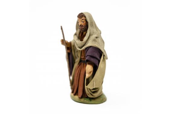 San Giuseppe - Fisse Vestite - 10 cm