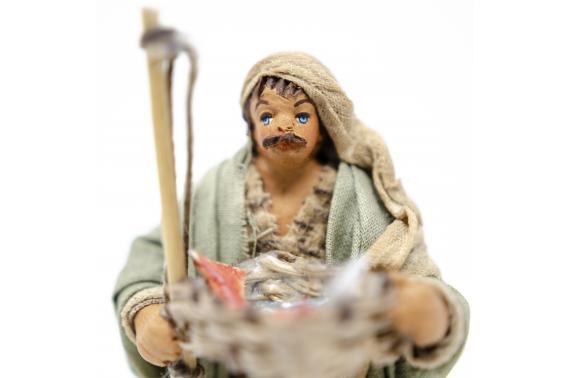 Pescatore - Fisse Vestite - 10 cm