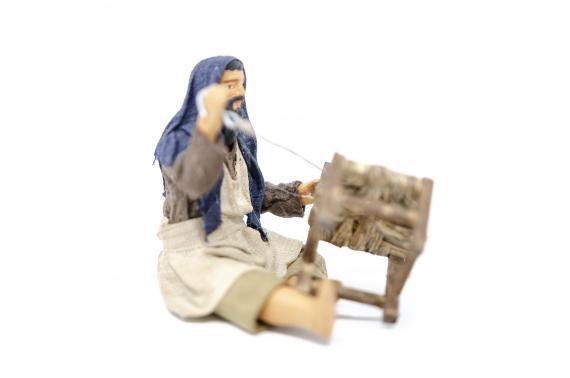 Riparatore di Sedie - Fisse Vestite - 12 cm