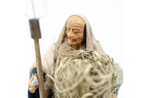 Contadino - Fisse Vestite - 12 cm