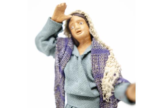 Donna Guardastelle - Fisse Vestite - 12 cm