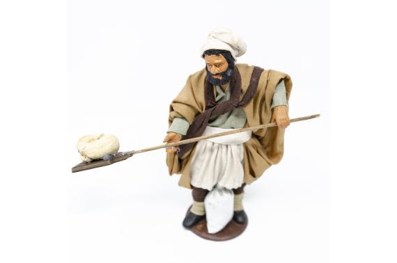 Fornaio - Fisse Vestite - 16 cm