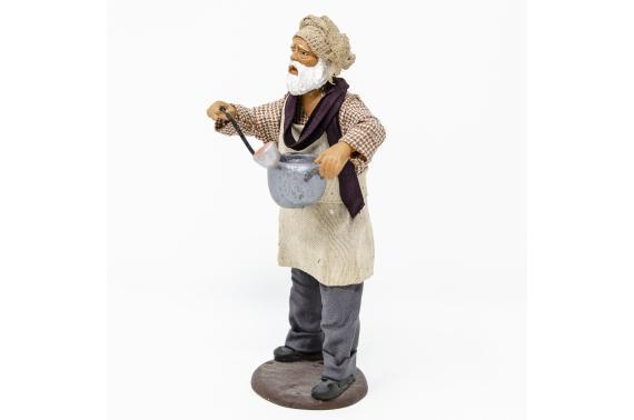 Cuoco - Fisse Vestite - 16 cm