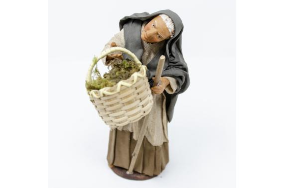 Gobba - Fisse Vestite - 16 cm