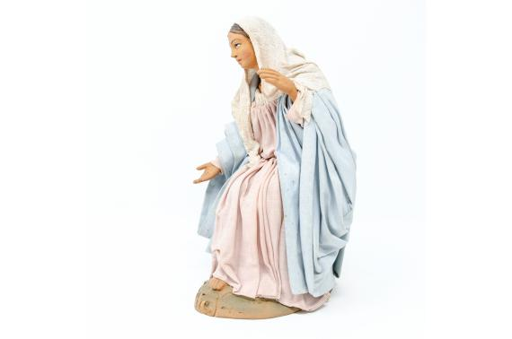 Madonna - Fisse Vestite - 20 cm