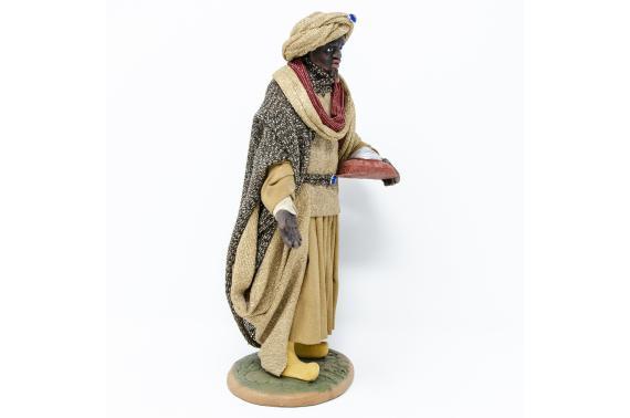 Re Nero - Fisse Vestite - 20 cm