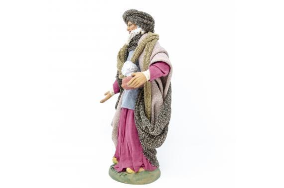 Re Bianco - Fisse Vestite - 20 cm