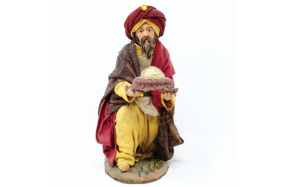 Re Mulatto - Fisse Vestite - 20 cm