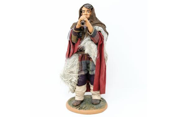 Pifferaio - Fisse Vestite - 20 cm