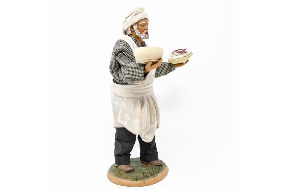 Cameriere - Fisse Vestite - 20 cm