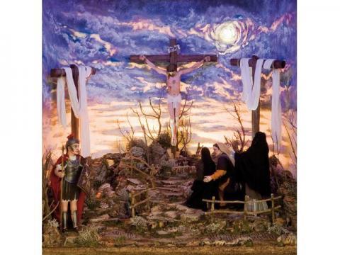 Crocifissione - Scene Pasquali