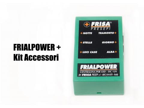 FRIALPOWER + KIT ACCESSORI - Centraline + Kit LED