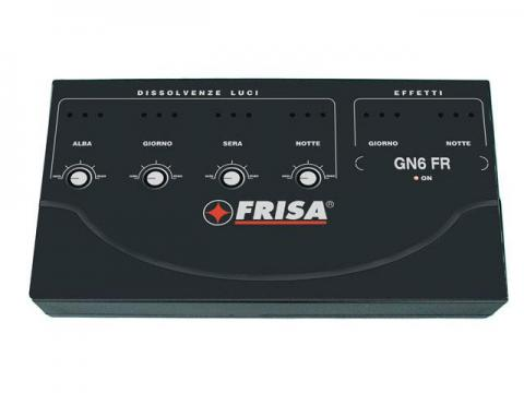 Centralina GN6FR - Linea Professionale