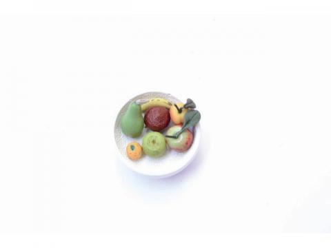 Piatto Frutti - Accessori Cibo