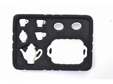 Servizio Caffè in Porcellana - Cesti, Accessori Casa