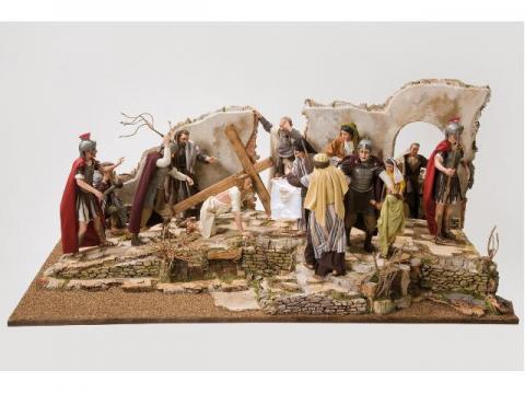 Via Crucis - Scene Pasquali