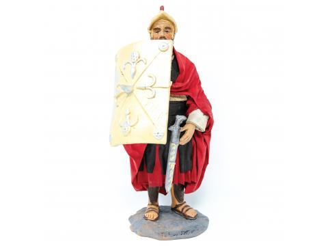 Soldato con Spada - Fisse Vestite - 24 cm